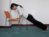 跟我学保健操系列74:简单不费力的减肥操