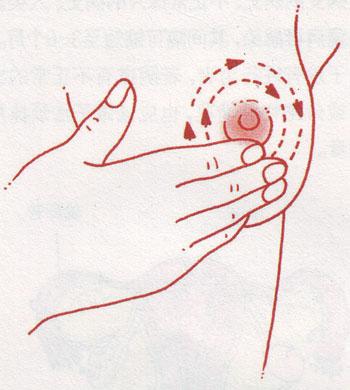 女性触诊v女性乳房需掌握_保健图库频道_医网企服宝网上操作指南图片