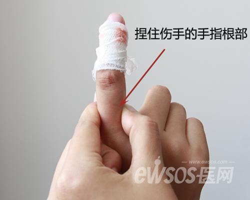 学急救系列五 手臂出血紧急处理图解