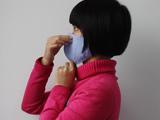 跟我学保健系列78:图解正确带口罩方法