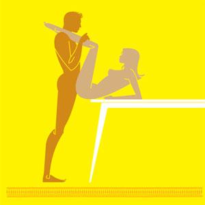 【截拳道】操棍的各种姿势