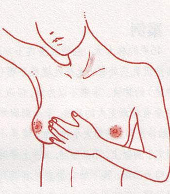 教程视频v教程盒子自己也做_保健图库频道_教程女人简单触诊折纸乳房图片