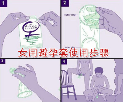 如何使用避孕套视频_图解女用避孕套使用步骤_孕产疾病_妇科_99健康网
