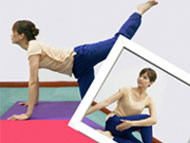 简单易学N式瑜伽 助你练成气质美女(之一)