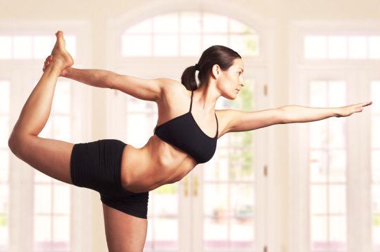 六个局部减肥动作 全身瘦不停(图)