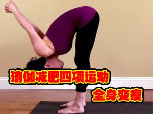 瑜伽减肥运动