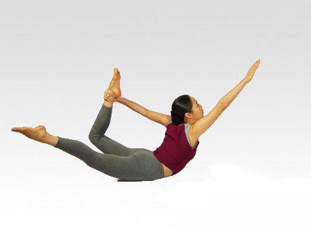 六式减肥塑身瑜伽 打造型曲线