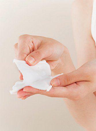 神奇热毛巾面膜法:使肌肤弹性十足