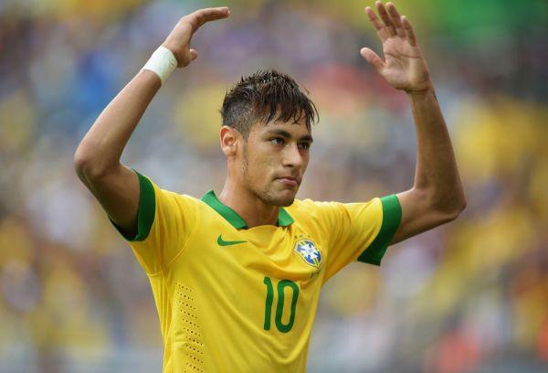 足球明星:内马尔