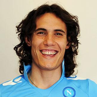 足球明星:卡瓦尼