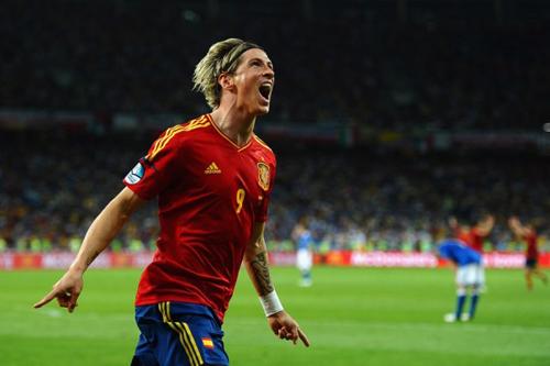足球明星:托雷斯