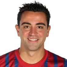 足球明星:哈维