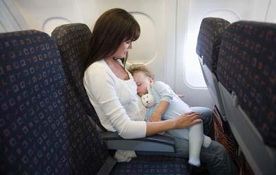 春节回家带宝宝坐飞机要注意什么