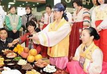 韩国春节 法定假日一年中最长