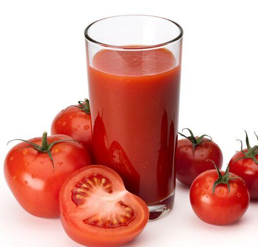 一天一杯番茄汁+橄榄油 轻松变瘦
